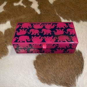 Lilly Pulitzer Glassbox